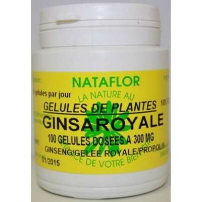 Ginsaroyale 300 mg 100 gélules