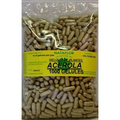 GELULES ACEROLA 330 mg 1000 gélules