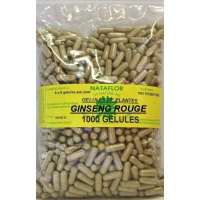 GELULES GINSENG ROUGE panax meyer 360 mg 1000 GELULES