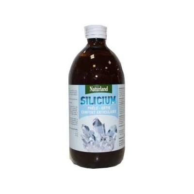 SILICIUM + PRELE + ORTIE flacon de 500 ml.