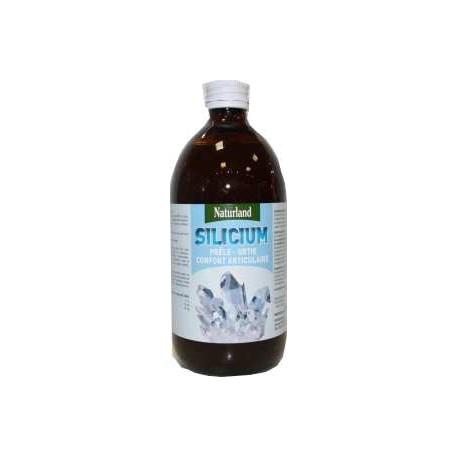 SILICIUM+PRELE+ORTIE flacon de 500 ml.