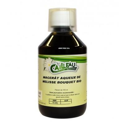Macérat Aqueux de Mélisse - Bouquet Bio - Flacon de 250 ml - Cailleau