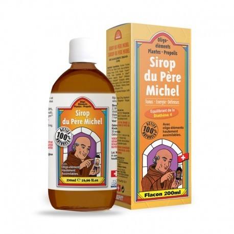 Sirop du Père Michel-200ML- Bioligo