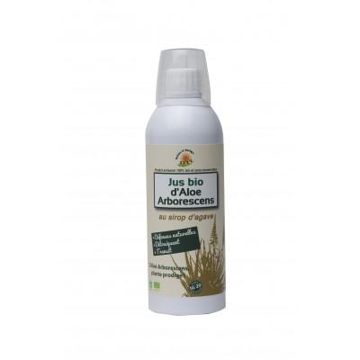 Aloe Arborescens Bio AB au Sirop d'Agave 500 ml.