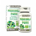 Moringa BIO Pure 60 gélules.