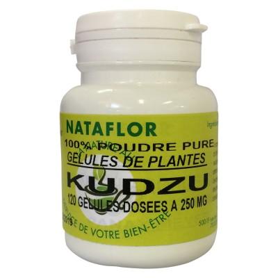 GELULES KUDZU 120 gélules dosées à 250 Mg.