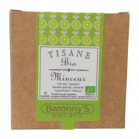 Tisane Minceur Bio
