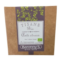 Tisane anti-stess BIO