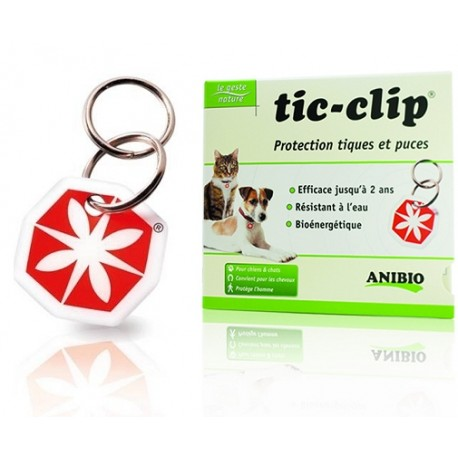 Medaille TIC-CLIP