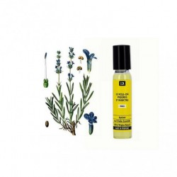 Roll On Piqûres d'Insectes 15 ml - LCA Aromathérapie