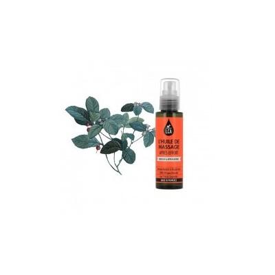 Huile de Massage Après Effort aux Huiles Essentielles 100 ml - LCA Aromathérapie