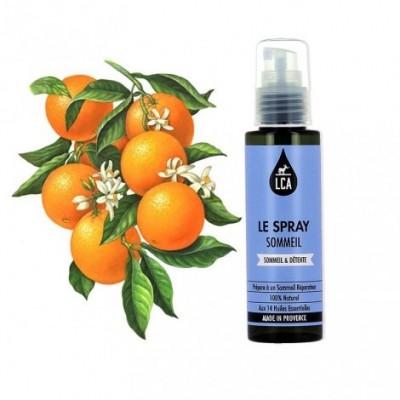 Spray Sommeil aux huiles essentielles 100 ml - LCA Aromathérapie