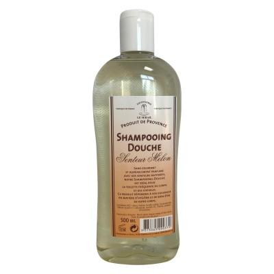 SHAMPOOING DOUCHE au MELON 500 ml
