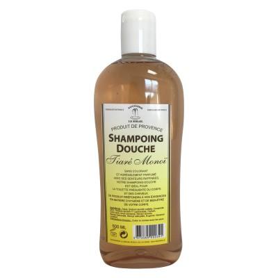 SHAMPOOING DOUCHE TIARE MONOÏ 500 ml