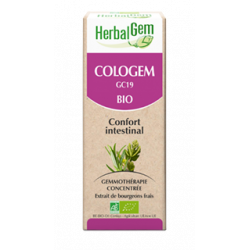 HERBALGEM COLOGEM complexe confort intestinal BIO 15 ml