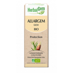 HERBALGEM ALLARGEM complexe protection BIO 15 ml