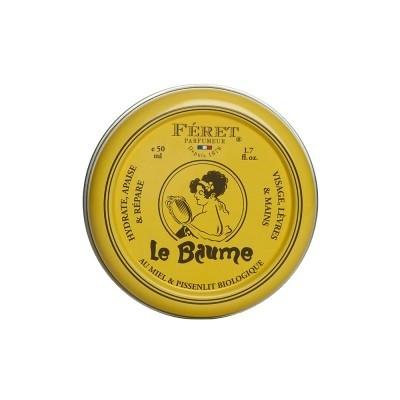 LE BAUME PARFUM ROSE (lèvres, visage et mains)