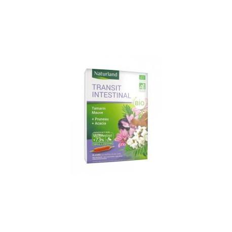 Transit Intestinal Bio 20 Ampoules Buvables de 10 ml