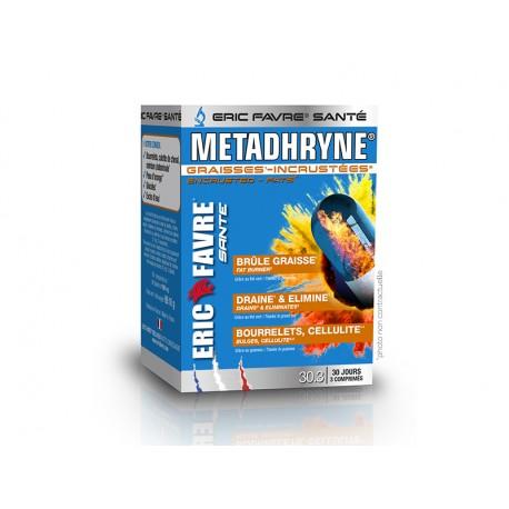 METHADRHYNE 30.3 90 comprimés.