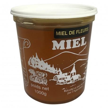 Miel DE FLEURS 1 kg