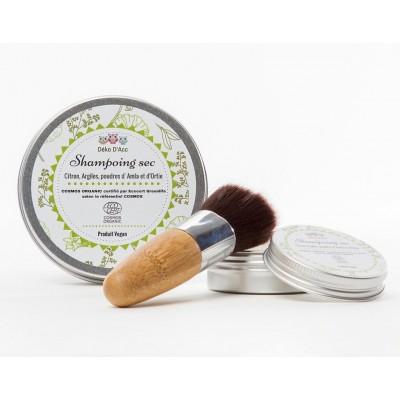 Shampooing sec en poudre - 30 ml