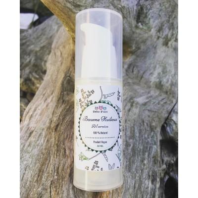 Baume huileux à l'arnica - 30 ml