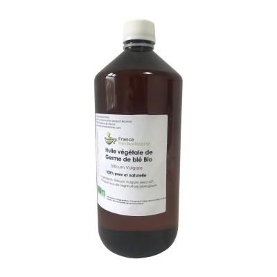 Germe de blé pur Triticum vulgare 1L HUILE VEGETALE