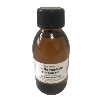 Argan huile végétale BIO AB 125 ML