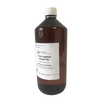 Argan huile végétale BIO AB 1L