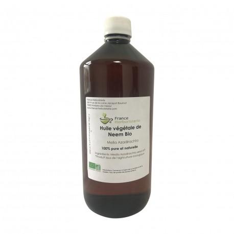 NEEM huile végétale BIO AB 1L