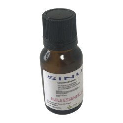 SINUGRIP dégage et assainit les voies respiratoires flacon 15 ml