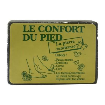 """La """"pierre tendresse"""" pour confort du pied"""