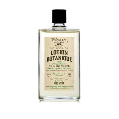 LOTION BOTANIQUE soin du corps - Féret Parfumeur