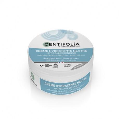 Crème hydratante neutre hypoallergénique - CENTIFOLIA