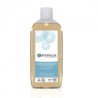 Gel moussant neutre hypoallergénique - CENTIFOLIA