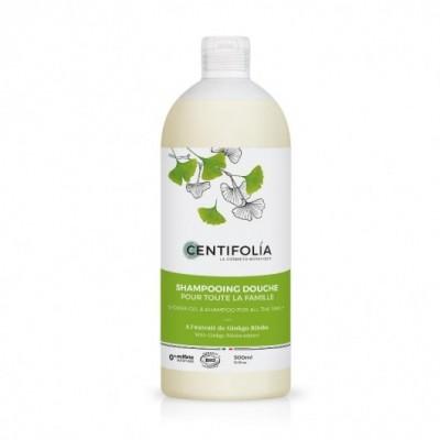 Shampooing douche - CENTIFOLIA