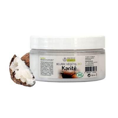 Beurre de Karité végétal BIO - 100mL
