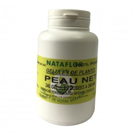 PEAU NET - 120 Gélules de plantes pour une belle peau
