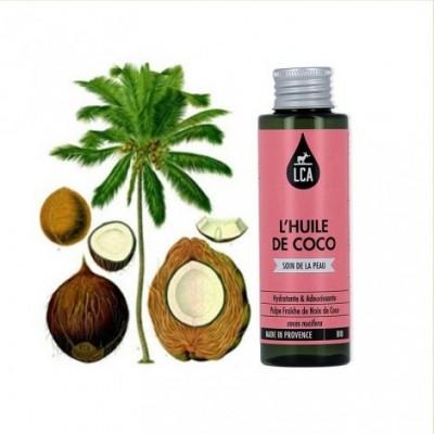 Huile de Coco - 100 ml - LCA