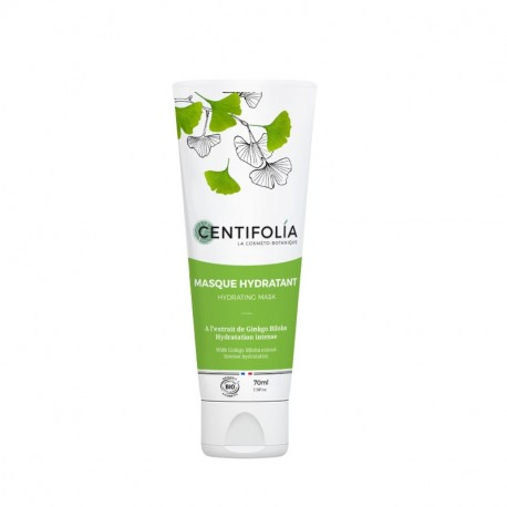 Masque hydratant - 70 ml - CENTIFOLIA