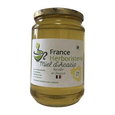 Miel acacia 1 kg