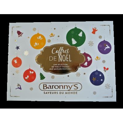 COFFRET DE NOEL - 21 sachets