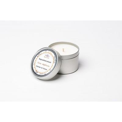 Bougie parfumée artisanale - FLEUR D'ORANGER - 100 mL