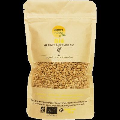 Graines à germer bio de Blé – 150 g