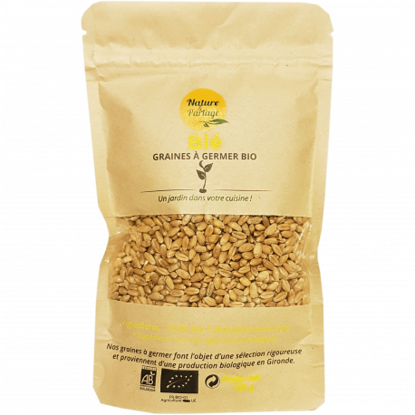 Graines à germer bio de Sarrasin – 150 g