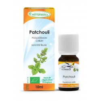 HUILE ESSENTIELLE BIO AB Patchouli - Phytofrance - 10 mL