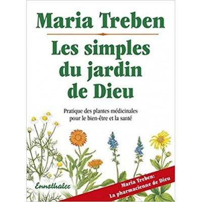 LIVRE : Les simples du jardin de Dieu - Maria TREBEN