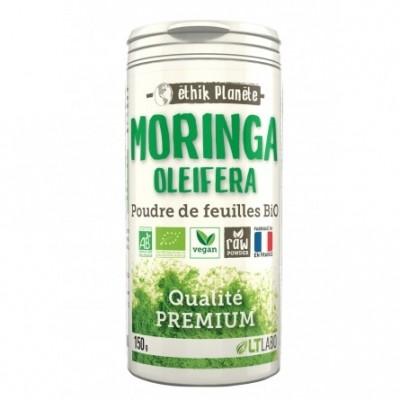 Poudre de Moringa BIO - 150g en pot