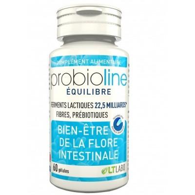 Probioline équilibre - 60 gélules