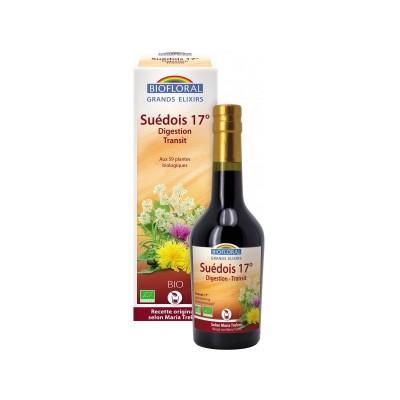 Elixir du Suédois Bio 17° - 375 ml